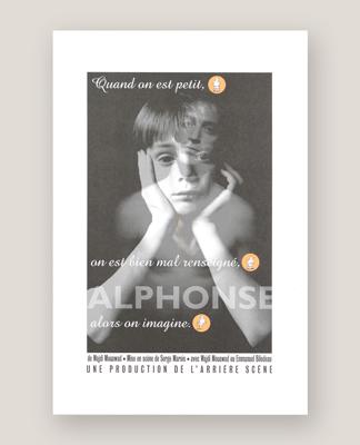 Alphonse – Théâtre jeune public