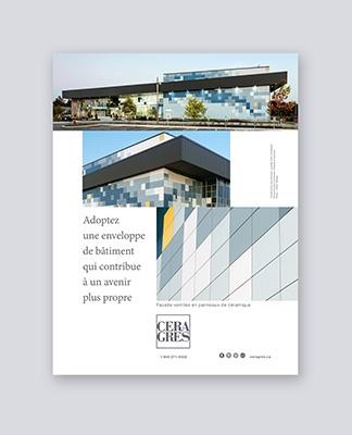 CÉRAGRÈS – PUBLICITÉ